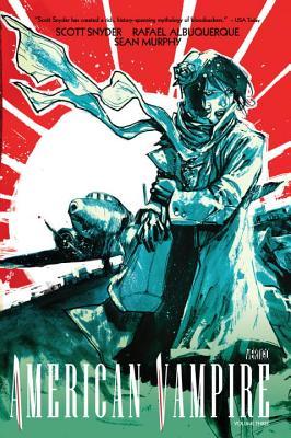 American Vampire 3 By Snyder, Scott/ Alburqurqe, Rafael (ILT)